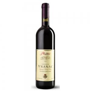 モンテネグロ赤ワイン「VRANAC」