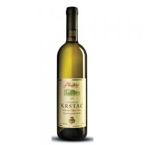 モンテネグロ白ワイン「KRSTAC」