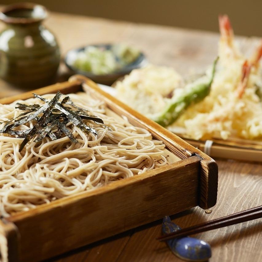 北海道産蕎麦味巡りギフト