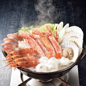 たらばがに入海鮮鍋セット