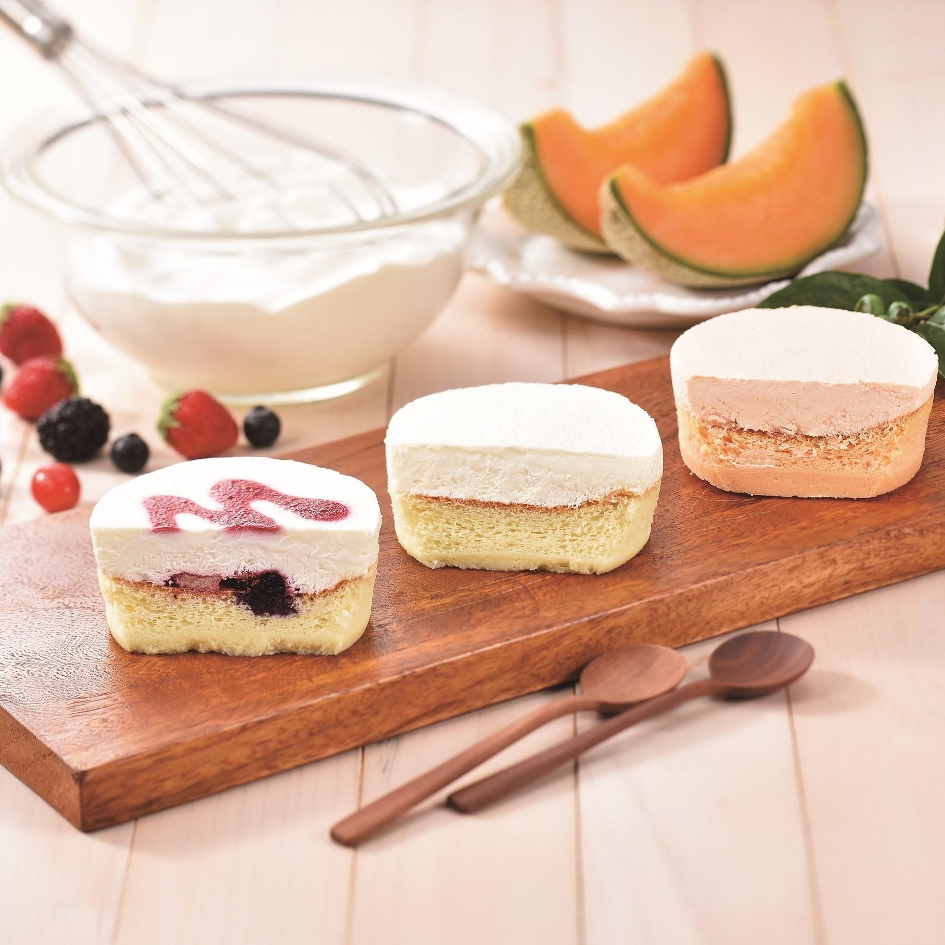 三國推奨 北海道チーズスフレセット