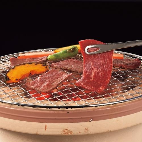 北海道十勝産 十勝牛もも焼肉用350g
