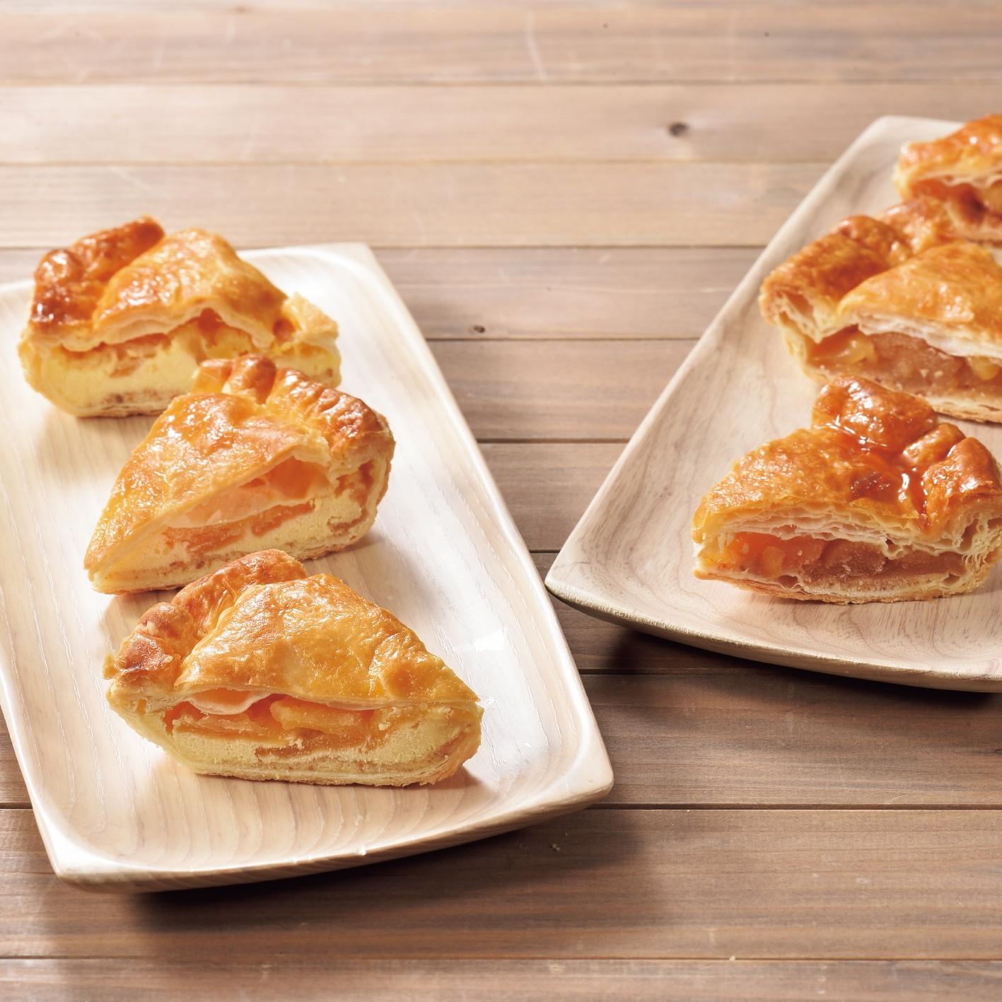 アップルパイ・クリームチーズアップルパイセット