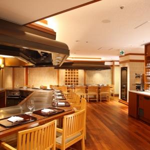 ANAクラウンプラザホテル大阪 鉄板焼「堂島」ディナーコース 2名様