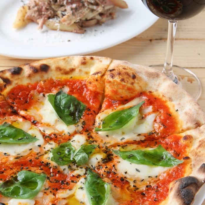 pizza&wine&cheese otto  贅沢ディナーコース 4名様