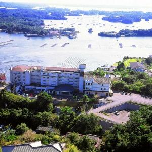 伊勢志摩国立公園 賢島の宿 みち潮 1泊2食付 2名様