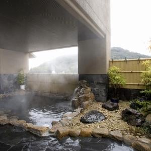 高知城下の天然温泉 三翠園 日帰り入浴 2名様