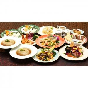 上海料理 状元樓 琥珀コース 2名様