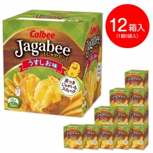 Jagabeeうすしお味RN 12袋