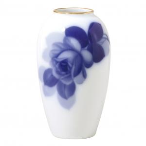 ブルーローズ 15cm花器