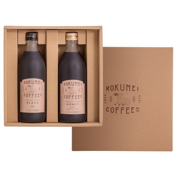 ギフト ロクメイコーヒー カフェベース 2本