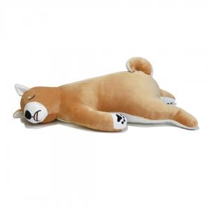床ごこち 抱き枕 ぬいぐるみ(柴犬のタロ)
