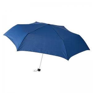 チェルベ 男女兼用軽量ミニ傘 ネイビー
