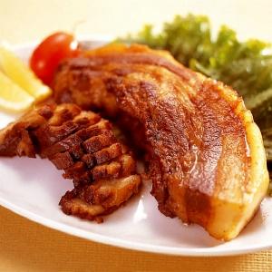 焼き豚Pバラ肉3モモ3セット
