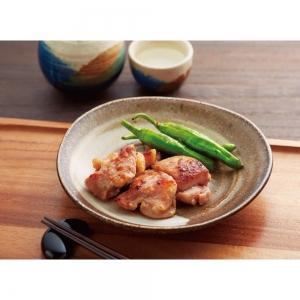 〈京料理・六盛〉鶏肉の塩麹漬け