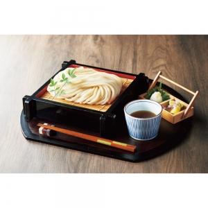〈藤麺〉包丁切りさぬき半生うどん