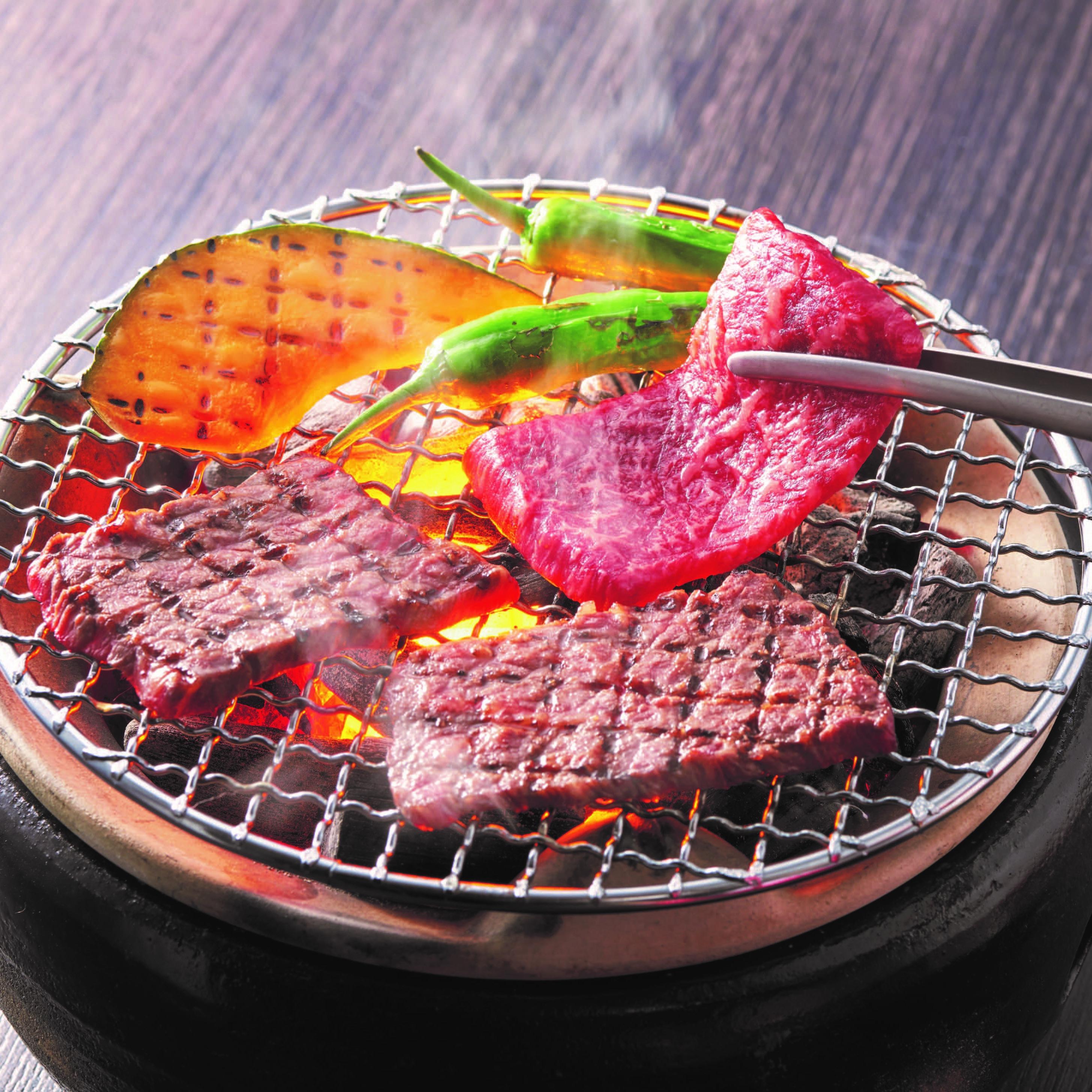 〈肉の大橋亭〉 近江牛焼肉用