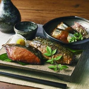 〈活黒〉煮魚・焼魚セット