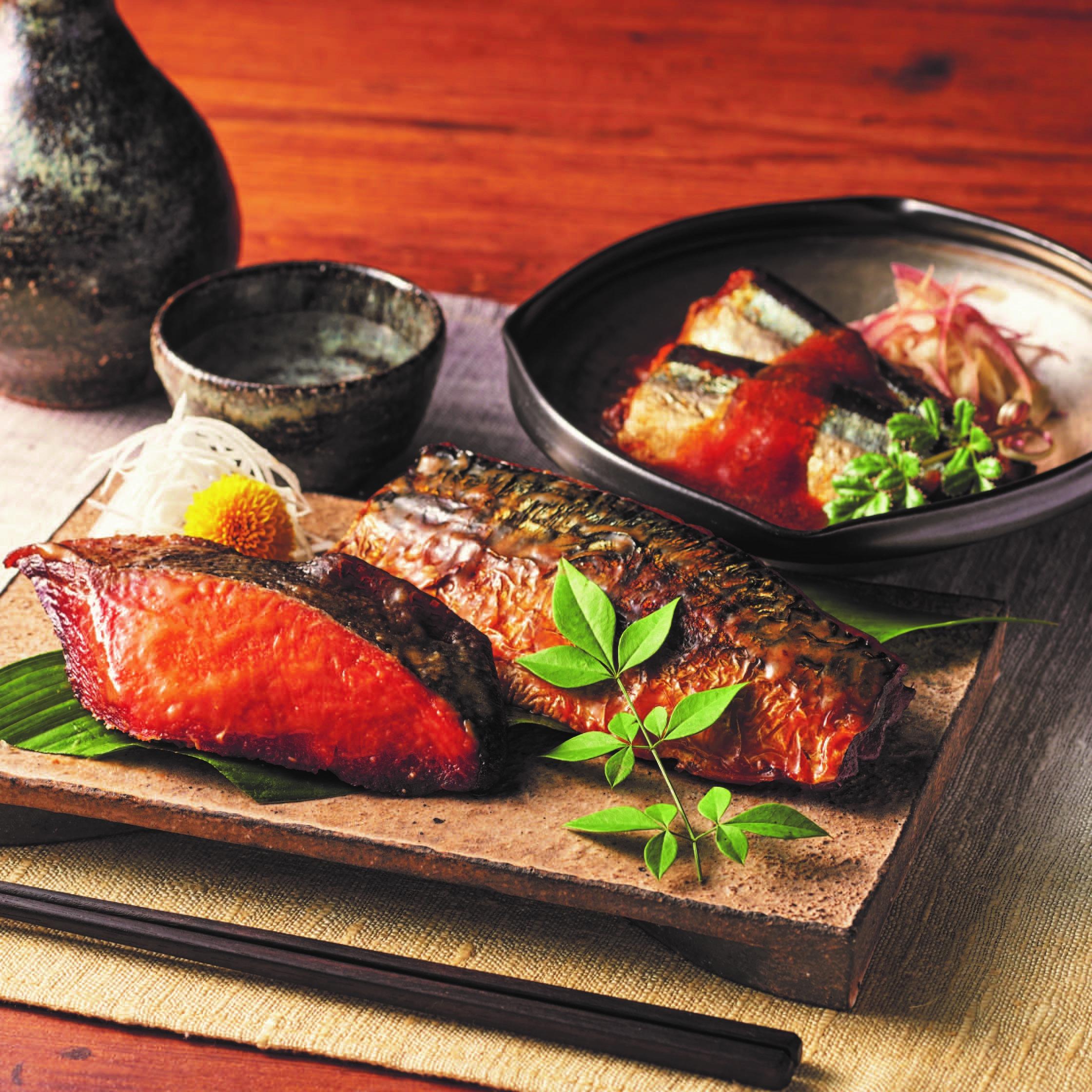 〈活黒〉小分け煮魚・焼魚詰合せ