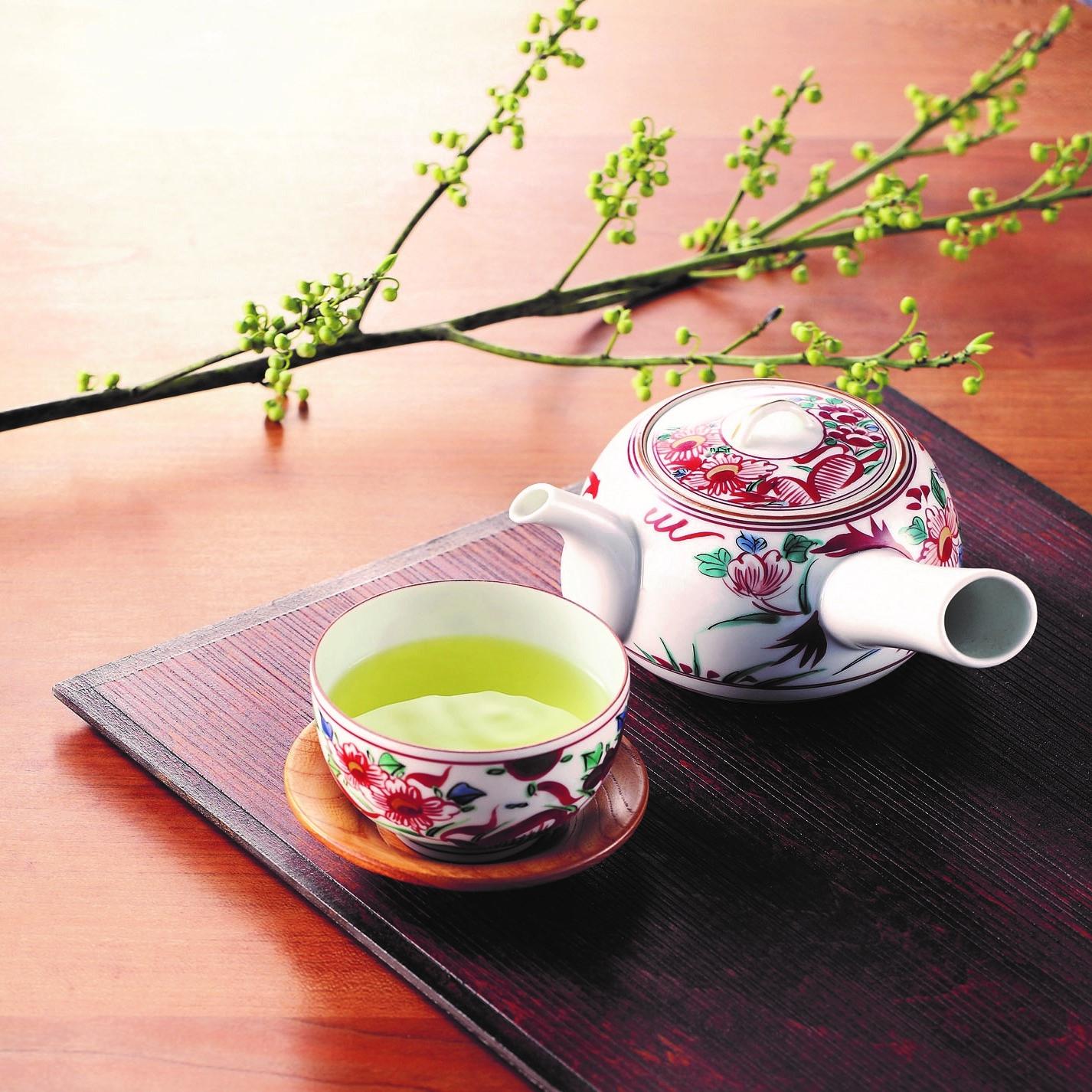 〈日本製茶〉静岡手摘み茶