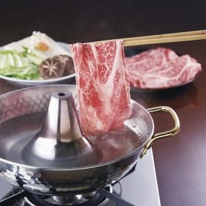 氷温R熟成神戸牛ロースすきやき