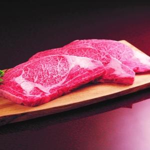 黒毛和牛ロース厚切りステーキ