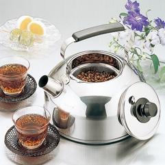 「ロワール」麦茶ケトル4.0L(ストレーナー付)
