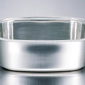 小判型洗い桶(ミラー)