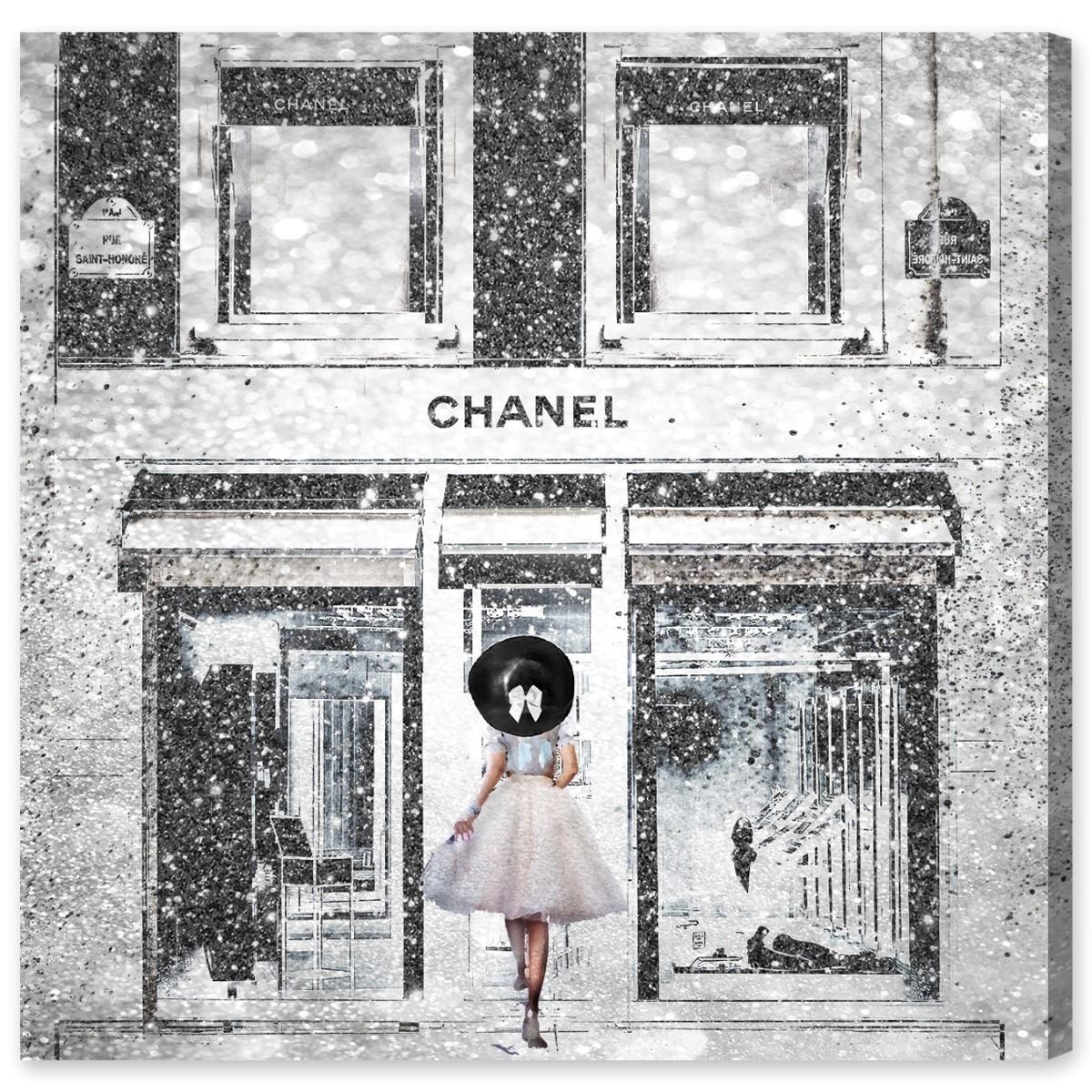 Queen of the Store 30.4cm×30.4cm