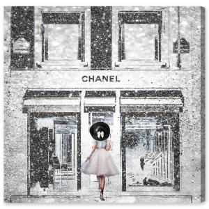 Queen of the Store 40.6cm×40.6cm