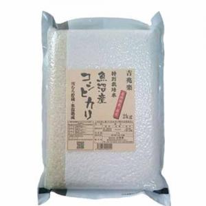 雪蔵仕込 特別栽培米魚沼産コシヒカリ