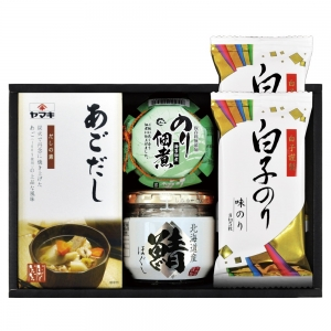 ヤマキ&瓶詰バラエティセット