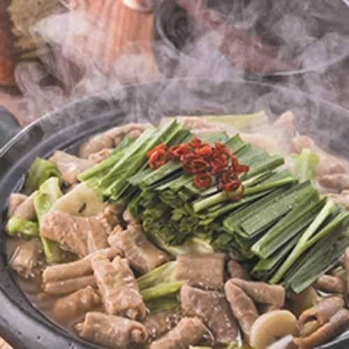 博多 牛もつ鍋