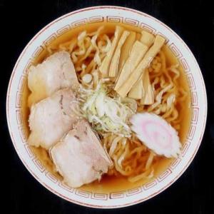 福島・喜多方「一平」醤油・辛味噌ラーメンセット