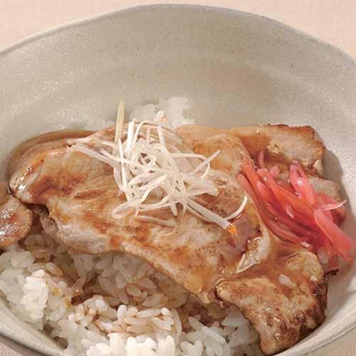 帯広 五日市の豚丼