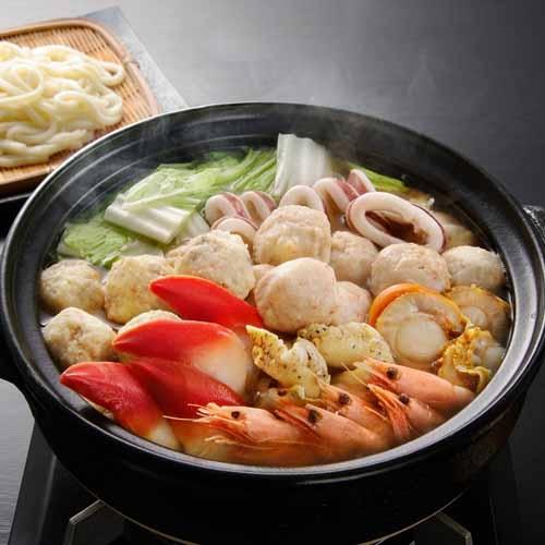 海鮮つみれ鍋