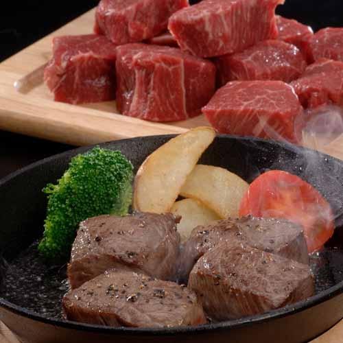 飛騨牛ステーキセット