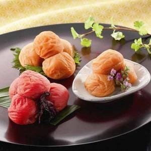 紀州南高梅 梅干食べくらべ