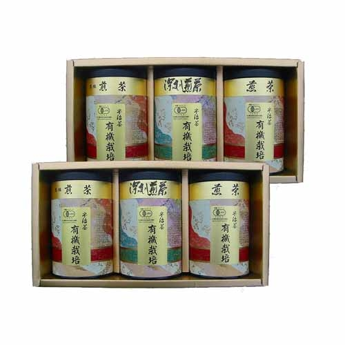 「播磨園製茶場」有機栽培宇治茶