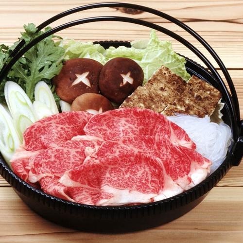 熊野牛すきやき (もも)