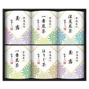 市田ひろみ 宇治茶ティーバッグギフト