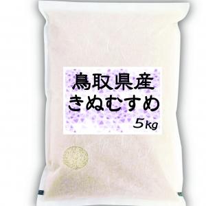 鳥取県産きぬむすめ5kg