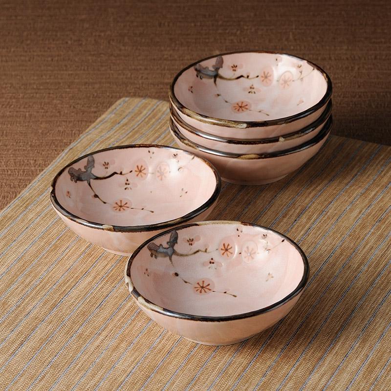 雅志野 小鉢5個組 MC0925-1