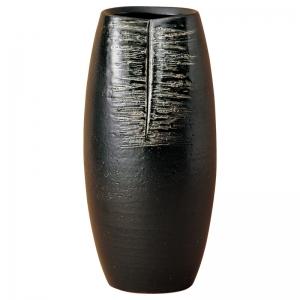 信楽焼 9号花瓶 くしめ G5-5604
