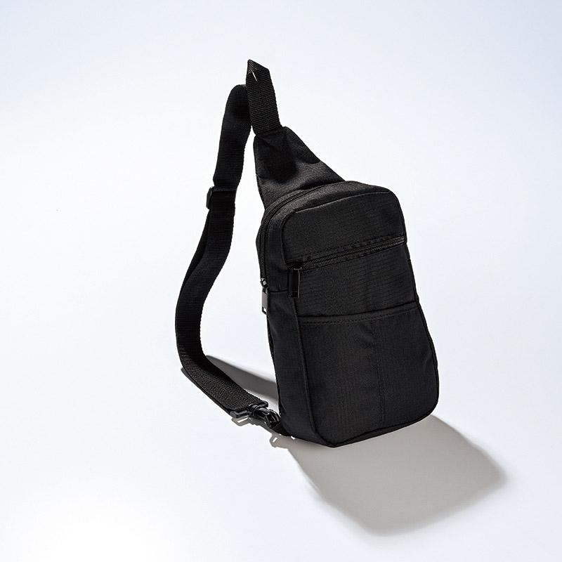 ボディバッグ(ブラック) MFA-02OD-01