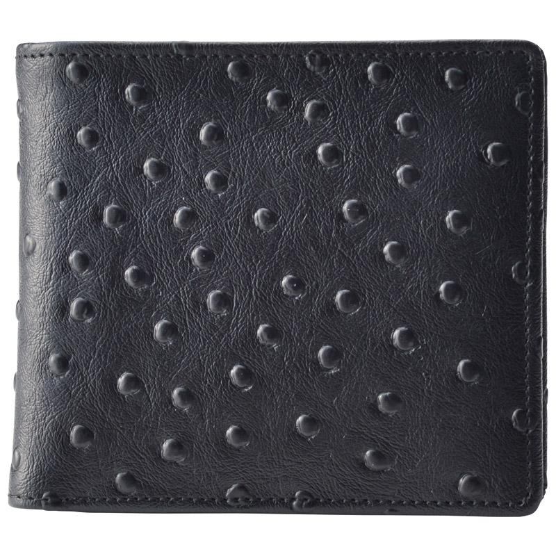 チェルベ メンズ2つ折財布 S-CBM10300BK
