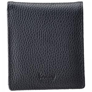 カンサイ メンズ二つ折財布 ブラック S-KSE30044BK