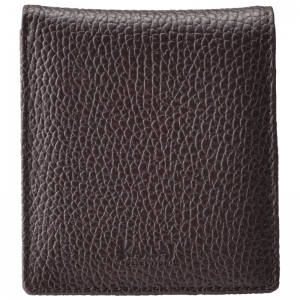 カンサイ メンズ二つ折財布 ブラウン S-KSE30044BRN