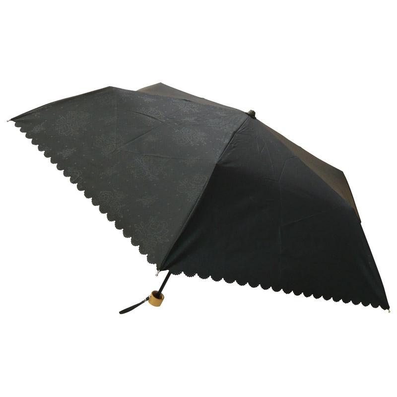 フローレンスカンパニー晴雨兼用ヒートカットミニ傘 OBA-0031A