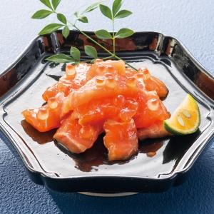 北海道産 鮭といくらの親子漬 78010